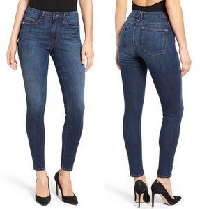 "GOOD AMERICAN ""Good Legs"" Blue 004 jeans"
